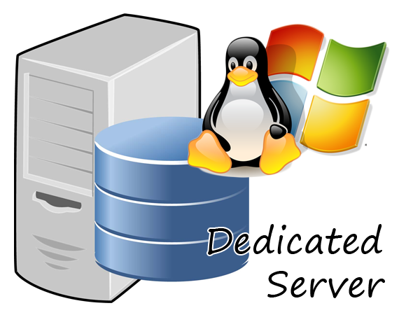 Dedicated Server Dual Core (PE2m) package