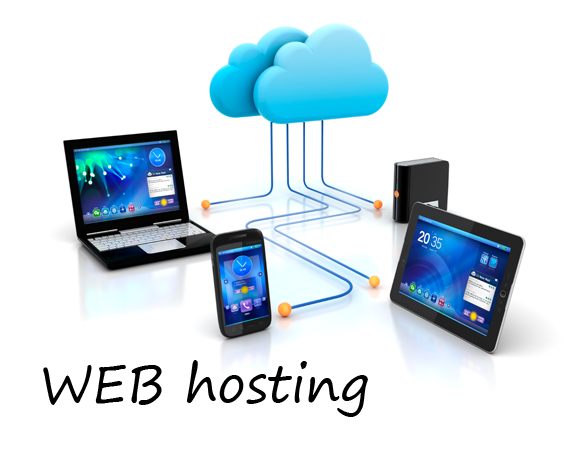 Websites hosting Webhost Basic package