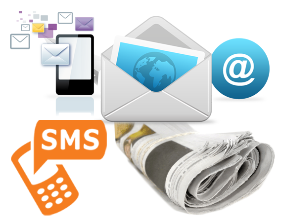 SMS newsletter Advanced SMS package