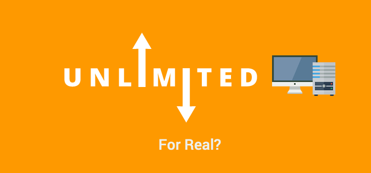 Real Meaning of Unlimited in Web Hosting