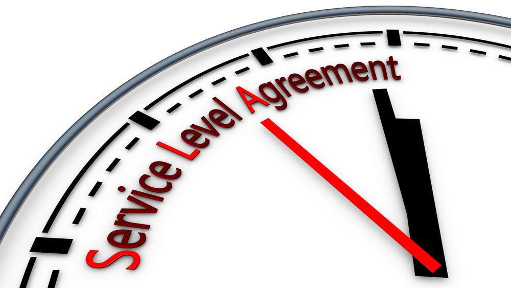 SLA - Service License Agreement