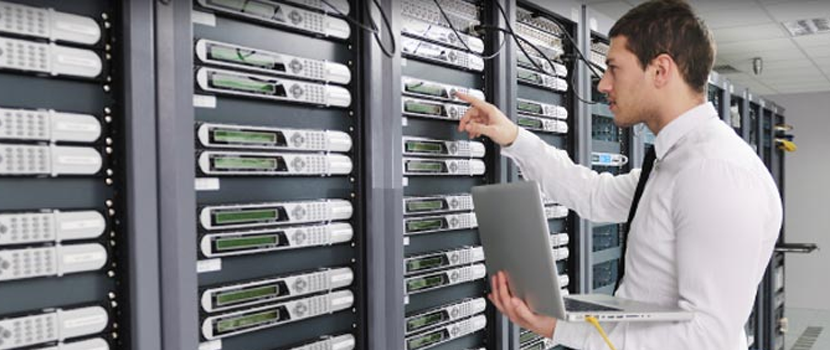 Dedicated server - managed server