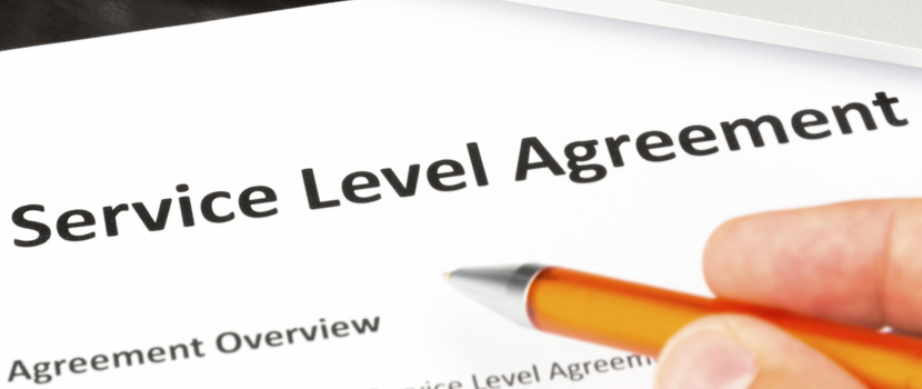 Dedicated server - SLA - Service Level Agreement